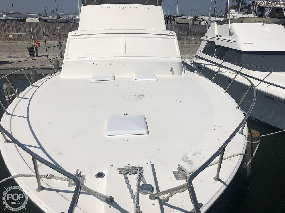 1986 Post Marine boat for sale, model of the boat is Sportfisher & Image # 2 of 36
