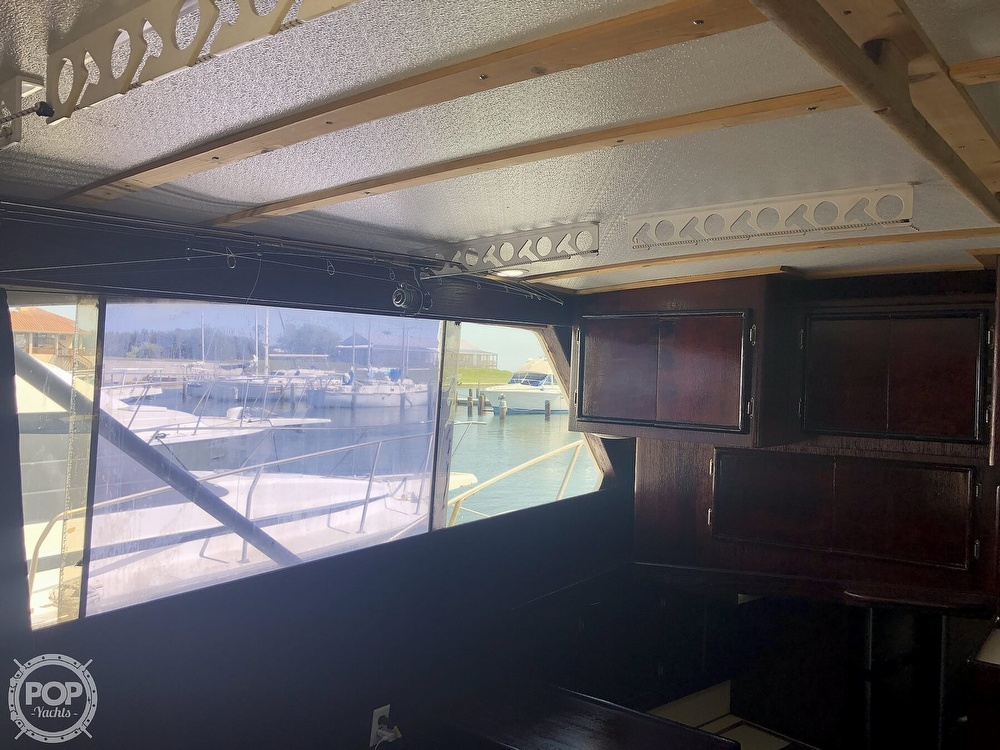 1986 Post Marine boat for sale, model of the boat is Sportfisher & Image # 17 of 36
