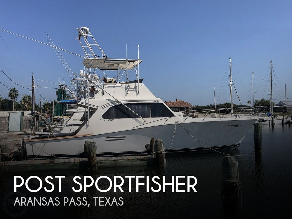 1986 POST MARINE SPORTFISHER for sale