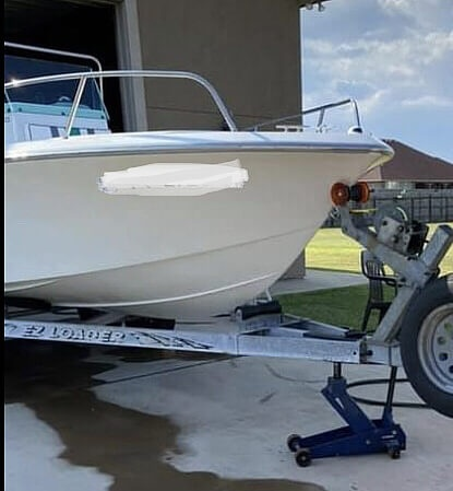 1990 Chris Craft boat for sale, model of the boat is 190 Seahawk & Image # 10 of 40