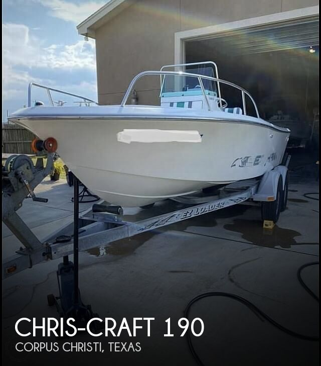 1990 Chris Craft boat for sale, model of the boat is 190 Seahawk & Image # 1 of 40