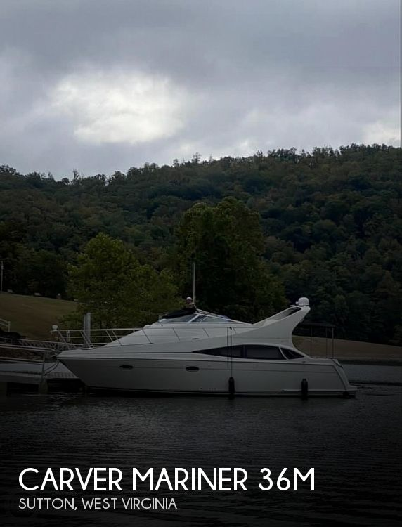 Used Carver Motoryachts For Sale by owner | 2006 Carver Mariner 36M
