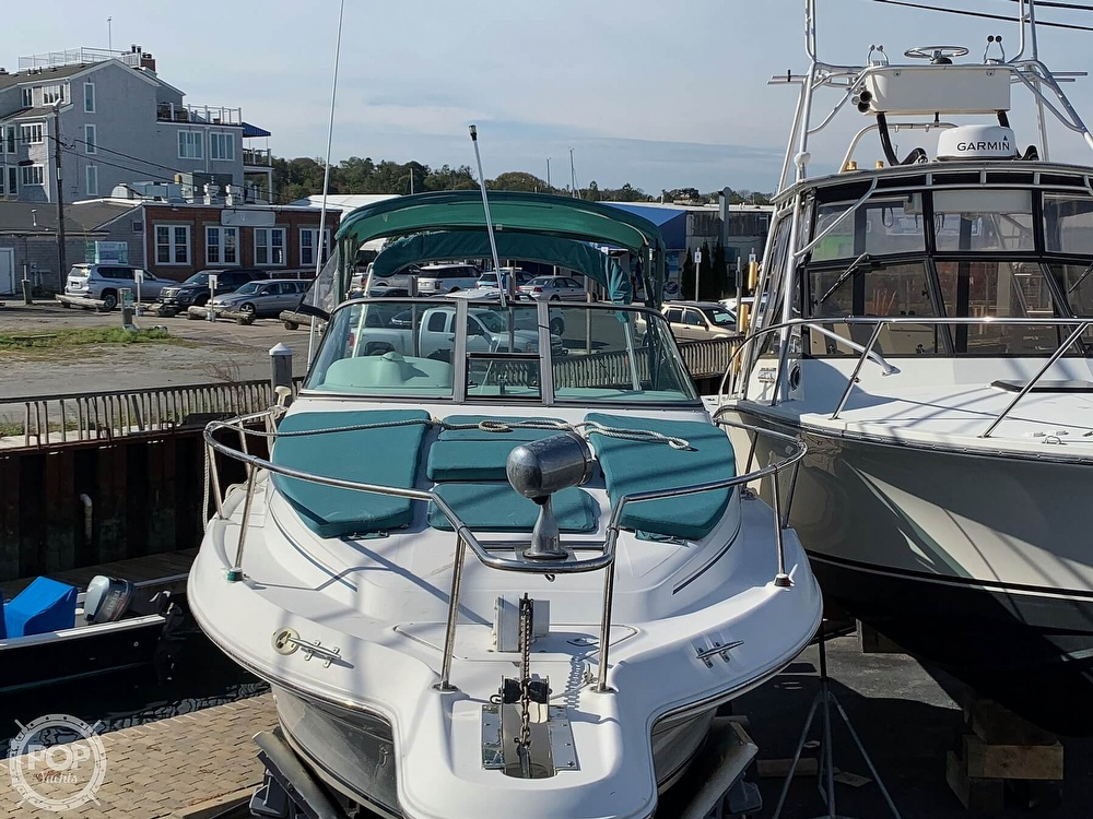 1997 Sea Ray boat for sale, model of the boat is 270 Sundancer & Image # 6 of 40