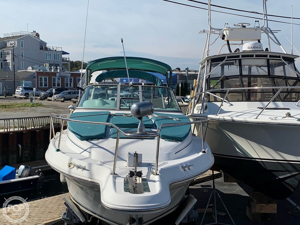 1997 Sea Ray boat for sale, model of the boat is 270 Sundancer & Image # 9 of 40