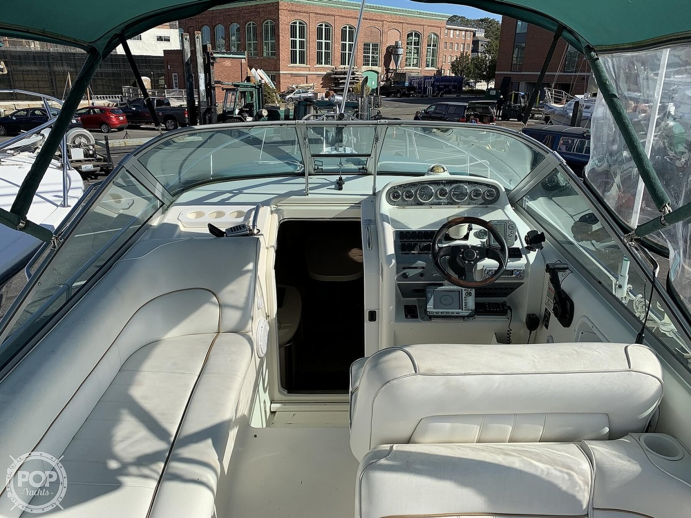 1997 Sea Ray boat for sale, model of the boat is 270 Sundancer & Image # 15 of 40
