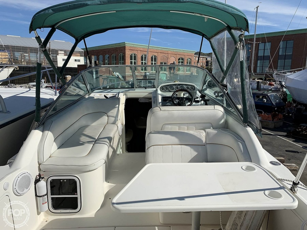 1997 Sea Ray boat for sale, model of the boat is 270 Sundancer & Image # 3 of 40