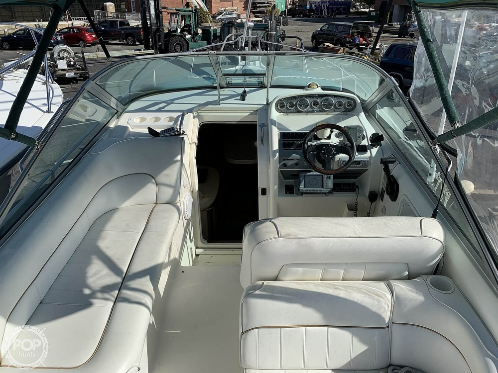 1997 Sea Ray boat for sale, model of the boat is 270 Sundancer & Image # 16 of 40