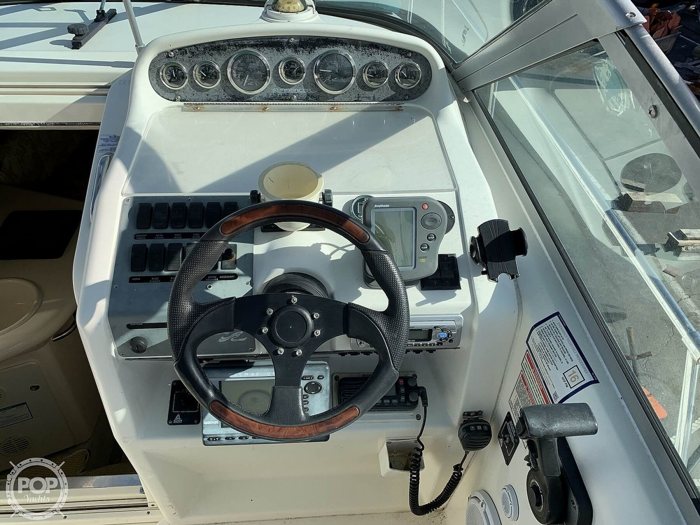 1997 Sea Ray boat for sale, model of the boat is 270 Sundancer & Image # 8 of 40