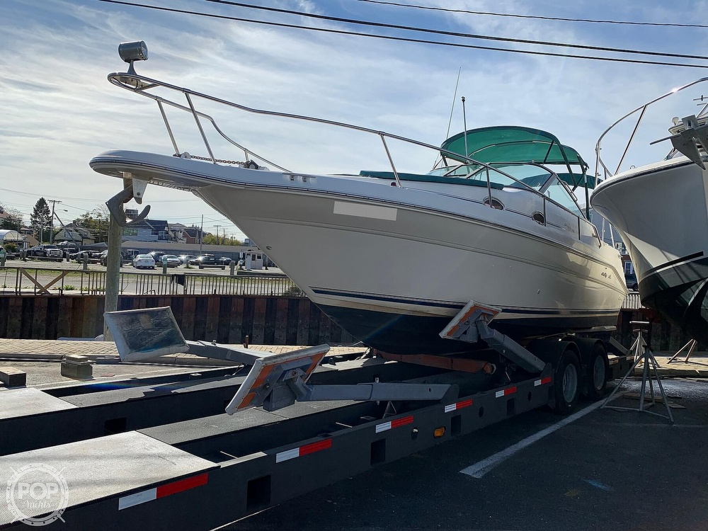 1997 Sea Ray boat for sale, model of the boat is 270 Sundancer & Image # 33 of 40
