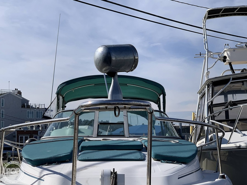 1997 Sea Ray boat for sale, model of the boat is 270 Sundancer & Image # 36 of 40