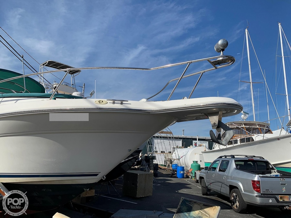 1997 Sea Ray boat for sale, model of the boat is 270 Sundancer & Image # 37 of 40