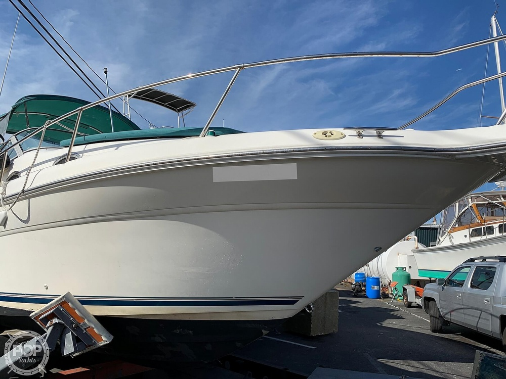 1997 Sea Ray boat for sale, model of the boat is 270 Sundancer & Image # 38 of 40