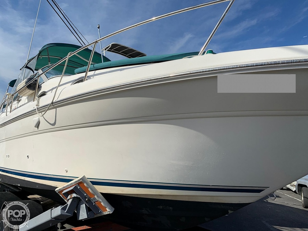 1997 Sea Ray boat for sale, model of the boat is 270 Sundancer & Image # 39 of 40