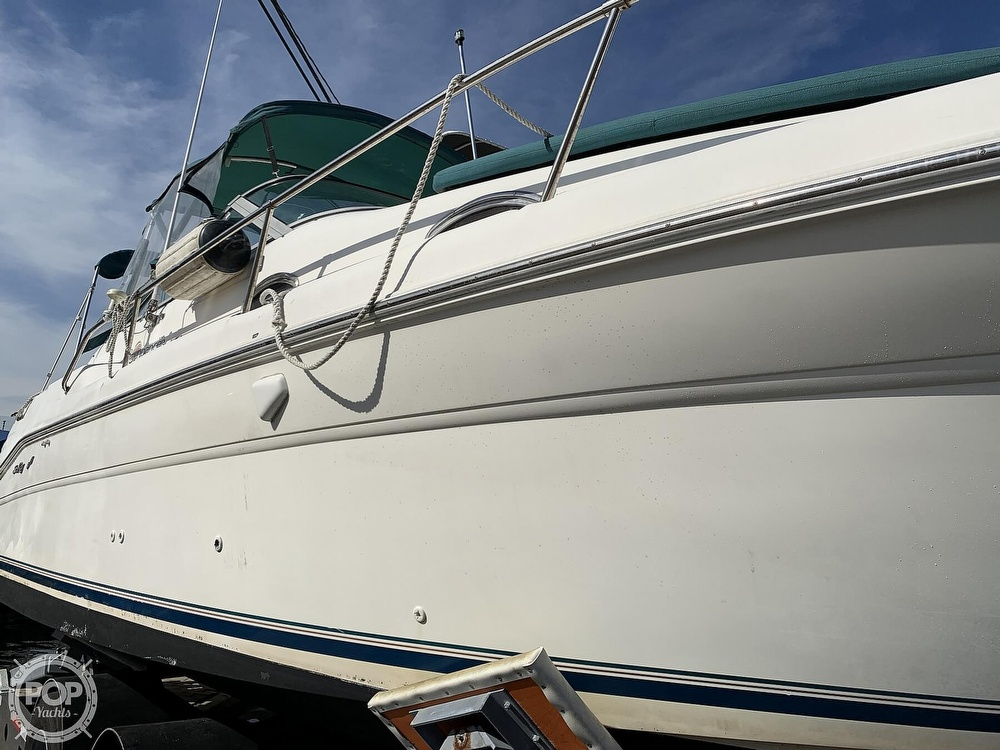 1997 Sea Ray boat for sale, model of the boat is 270 Sundancer & Image # 40 of 40