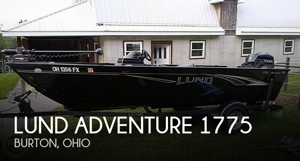 Used Lund Boats For Sale by owner | 2019 Lund Adventure 1775