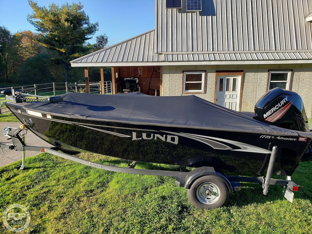 2019 Lund boat for sale, model of the boat is Adventure 1775 SS & Image # 4 of 40