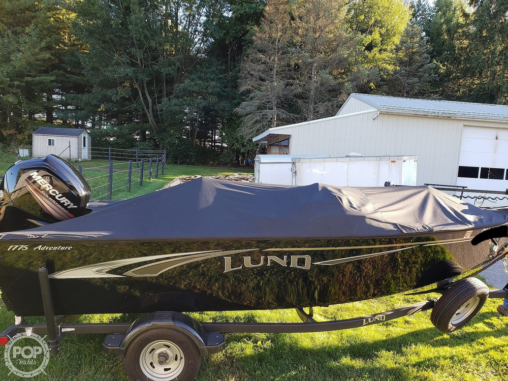 2019 Lund boat for sale, model of the boat is Adventure 1775 SS & Image # 21 of 40