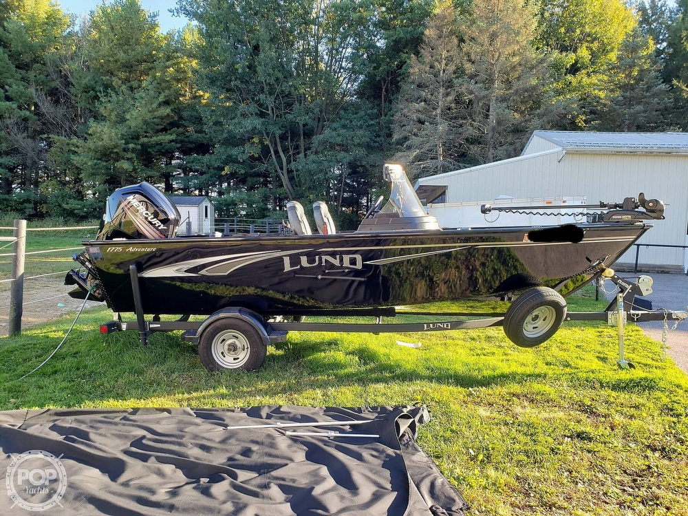 2019 Lund boat for sale, model of the boat is Adventure 1775 SS & Image # 12 of 40