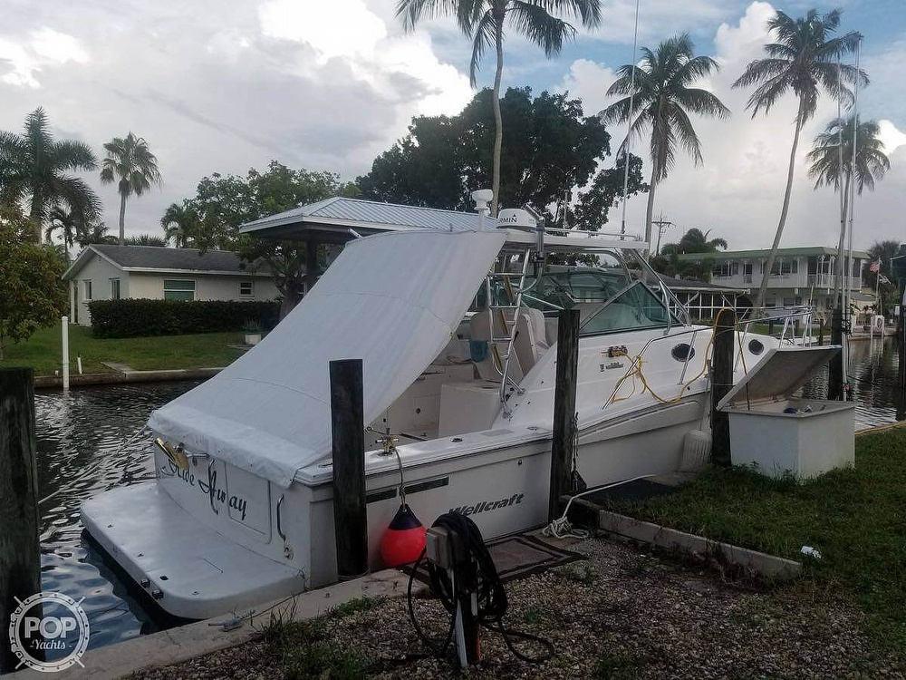 2005 Wellcraft boat for sale, model of the boat is 33 Coastal & Image # 3 of 8
