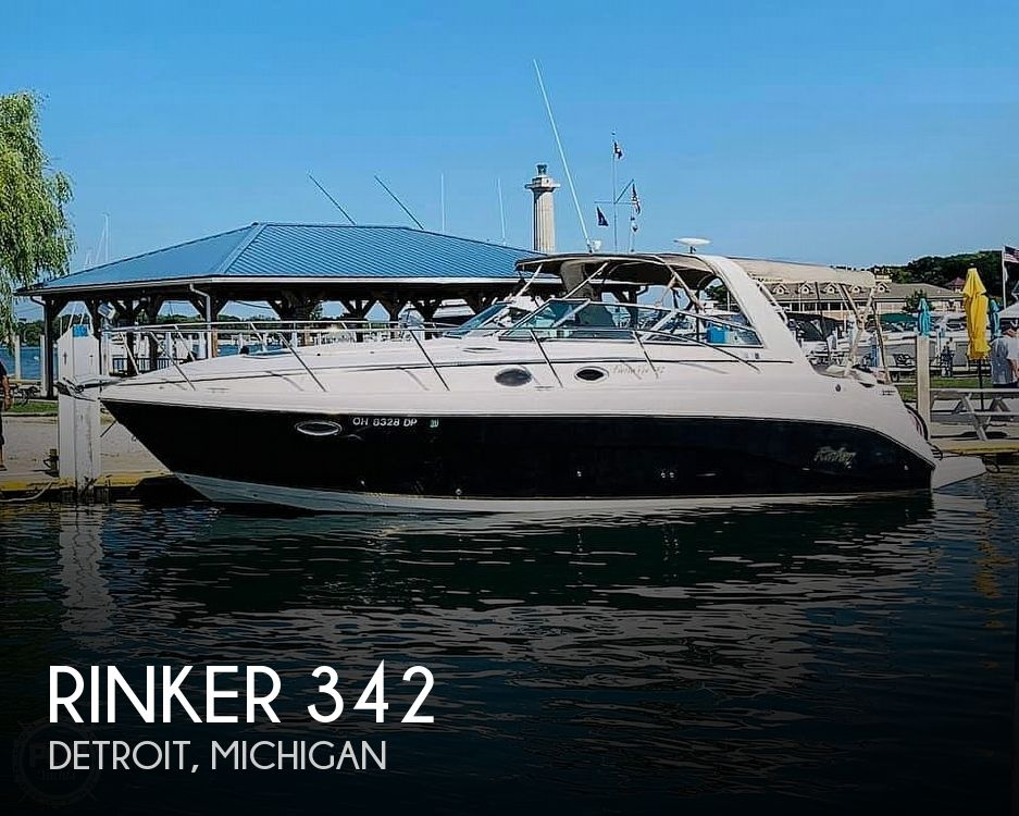 Used Rinker Boats For Sale by owner | 2004 Rinker 342