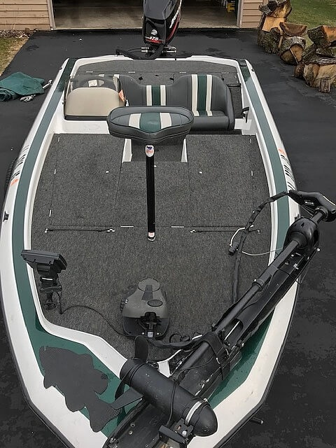 1997 Champion boat for sale, model of the boat is 186SC Tournament Series & Image # 11 of 16