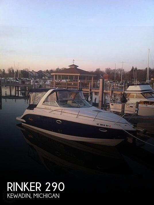 Used Rinker Boats For Sale in Michigan by owner | 2003 Rinker 29