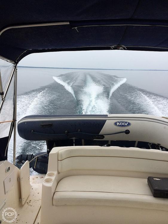 2003 Rinker boat for sale, model of the boat is 290 Fiesta Vee & Image # 5 of 25