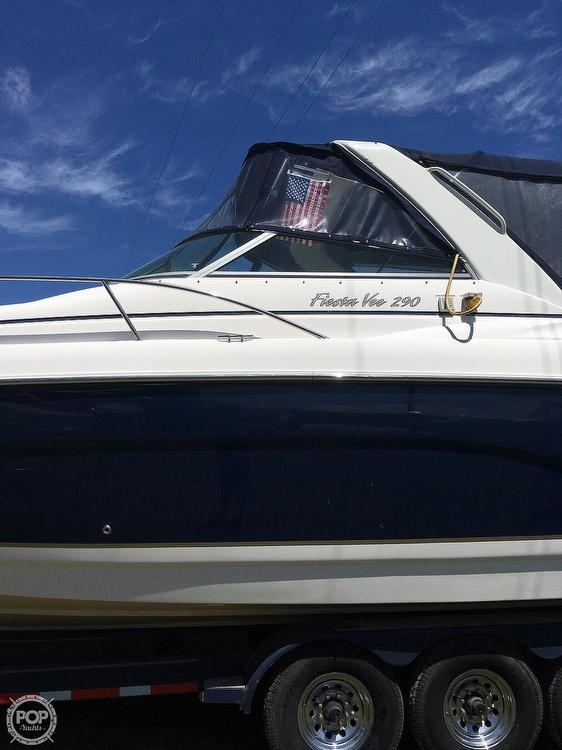 2003 Rinker boat for sale, model of the boat is 290 Fiesta Vee & Image # 8 of 25
