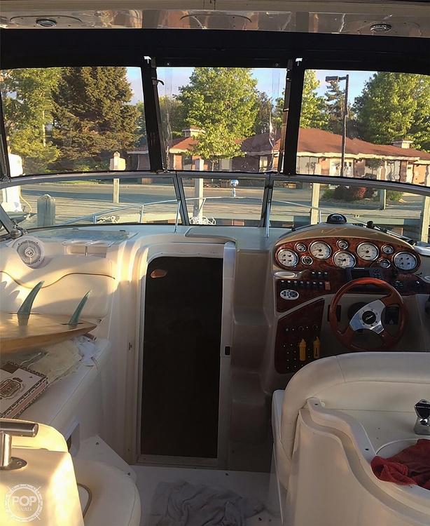 2003 Rinker boat for sale, model of the boat is 290 Fiesta Vee & Image # 11 of 25