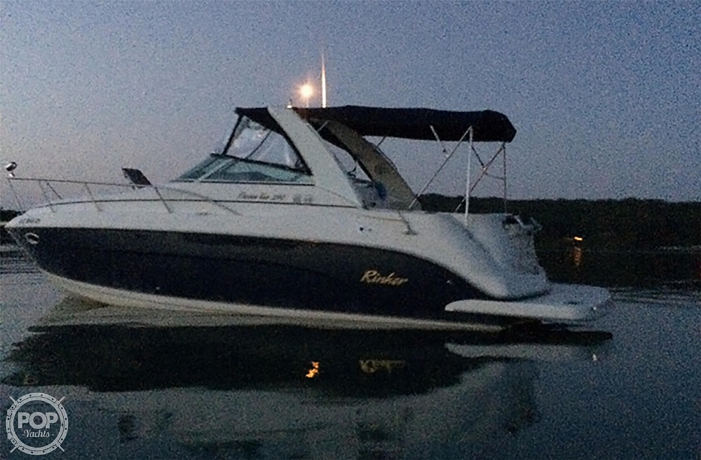 2003 Rinker boat for sale, model of the boat is 290 Fiesta Vee & Image # 12 of 25