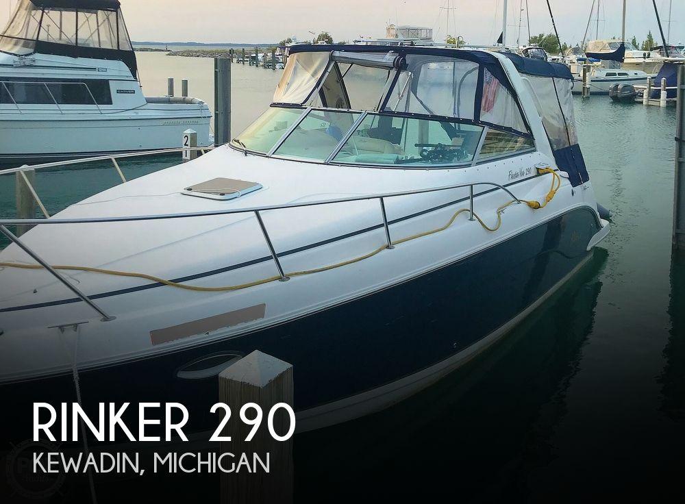 2003 Rinker boat for sale, model of the boat is 290 Fiesta Vee & Image # 1 of 25