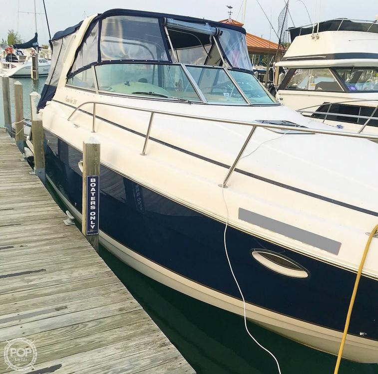 2003 Rinker boat for sale, model of the boat is 290 Fiesta Vee & Image # 2 of 25