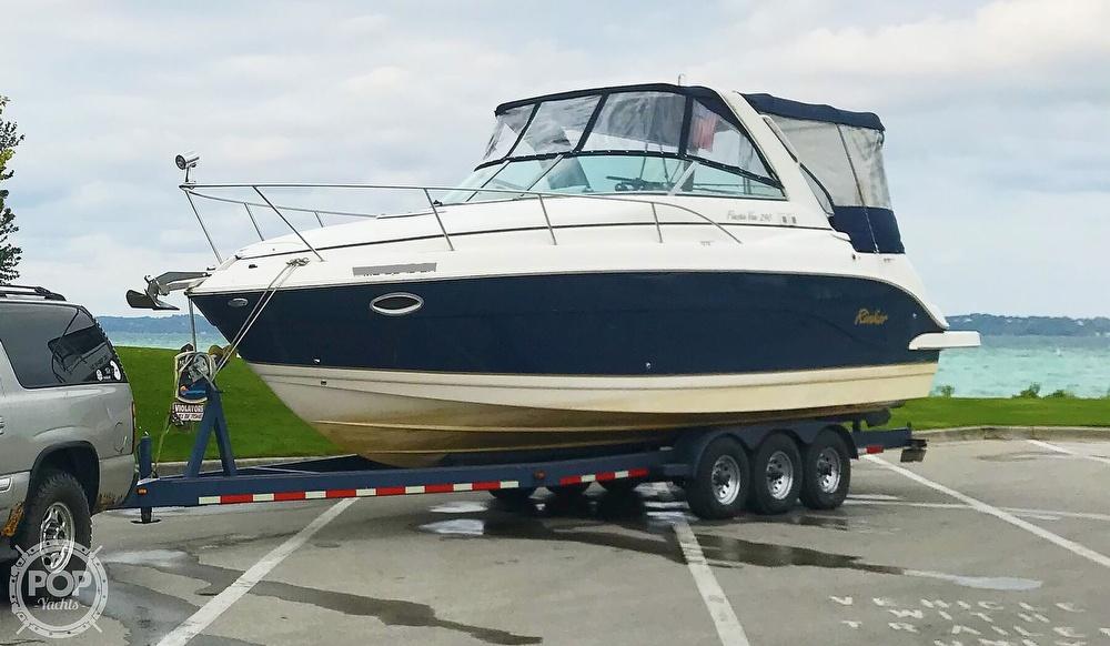 2003 Rinker boat for sale, model of the boat is 290 Fiesta Vee & Image # 18 of 25