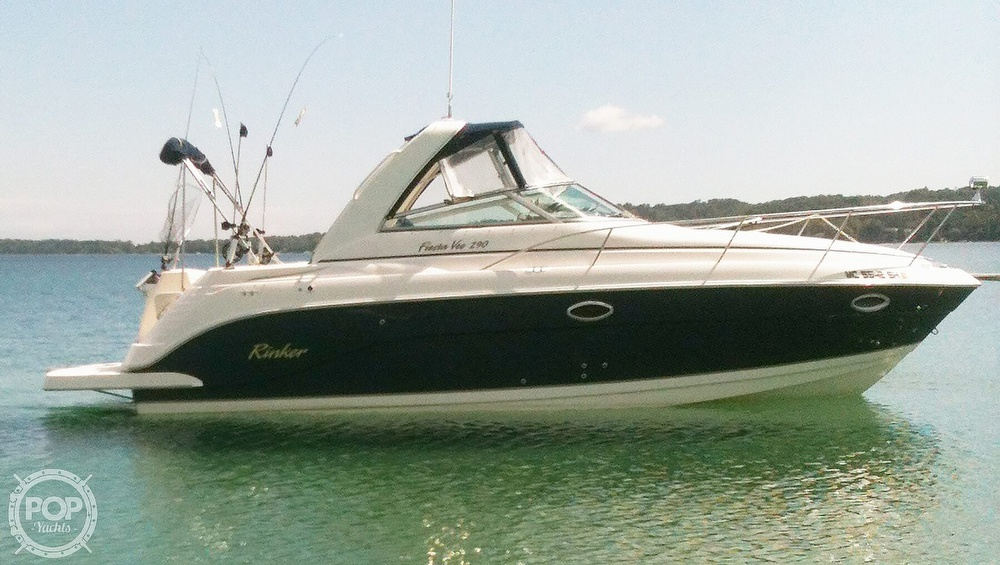 2003 Rinker boat for sale, model of the boat is 290 Fiesta Vee & Image # 3 of 25