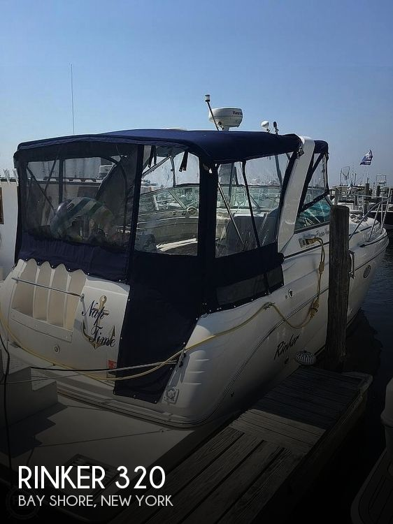 Used Rinker 32 Boats For Sale by owner | 2005 Rinker 320 Fiesta Vee