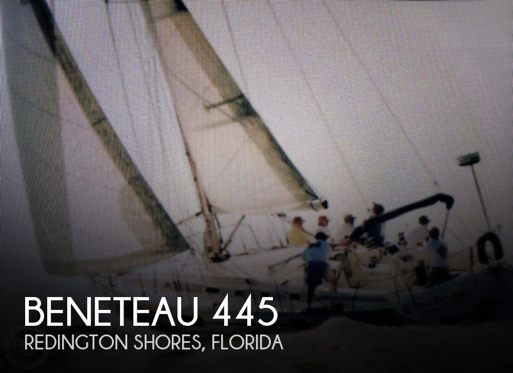 Used Beneteau Sailboats For Sale in Florida by owner | 1992 Beneteau 445