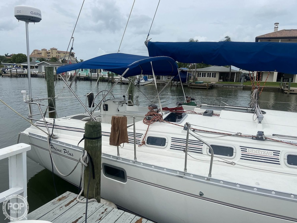 1992 Beneteau boat for sale, model of the boat is 445 & Image # 4 of 40