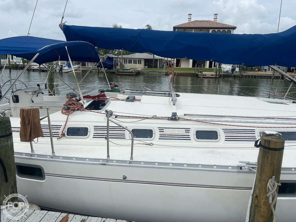 1992 Beneteau boat for sale, model of the boat is 445 & Image # 7 of 40