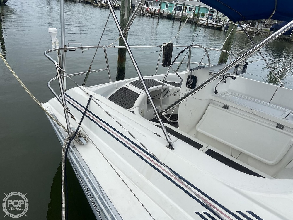 1992 Beneteau boat for sale, model of the boat is 445 & Image # 16 of 40
