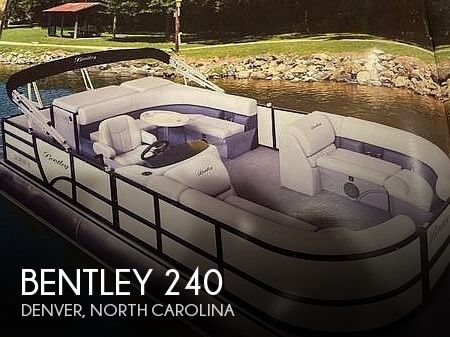 Used BENTLEY Pontoon Boats For Sale by owner | 2021 Bentley 240 Cruiser LE