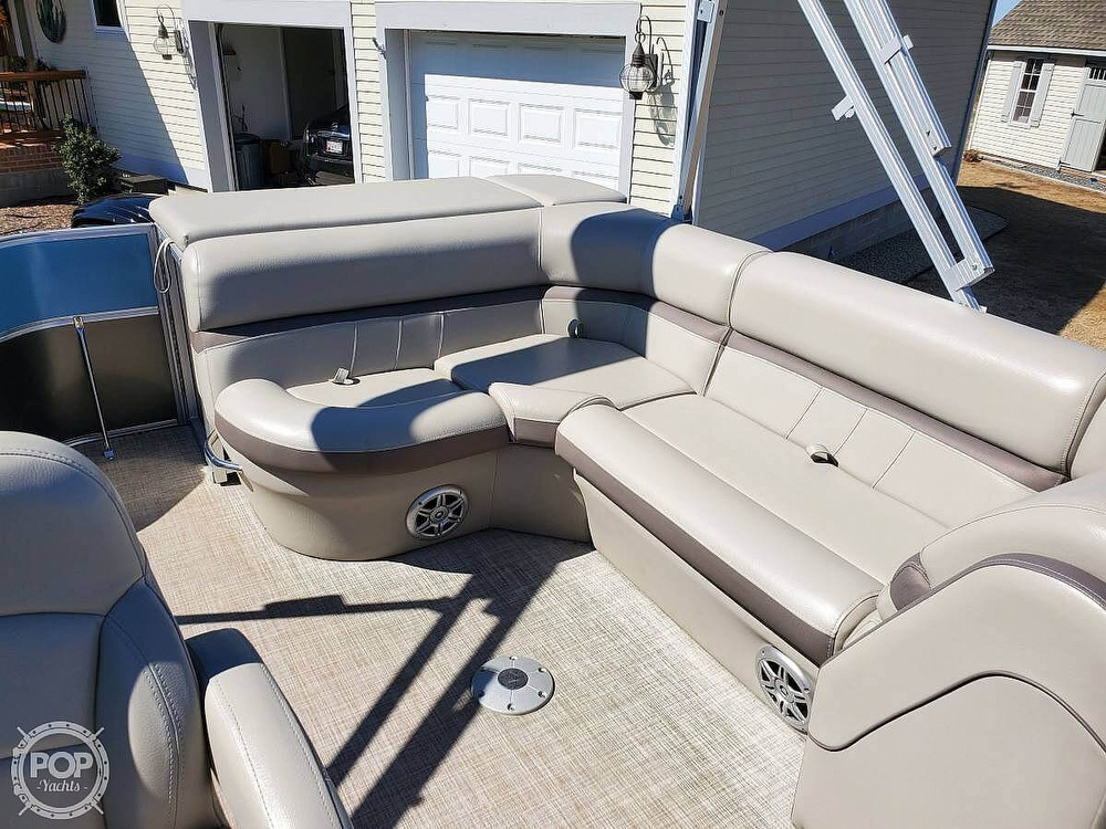 2018 Berkshire Pontoons boat for sale, model of the boat is CTS & Image # 8 of 40