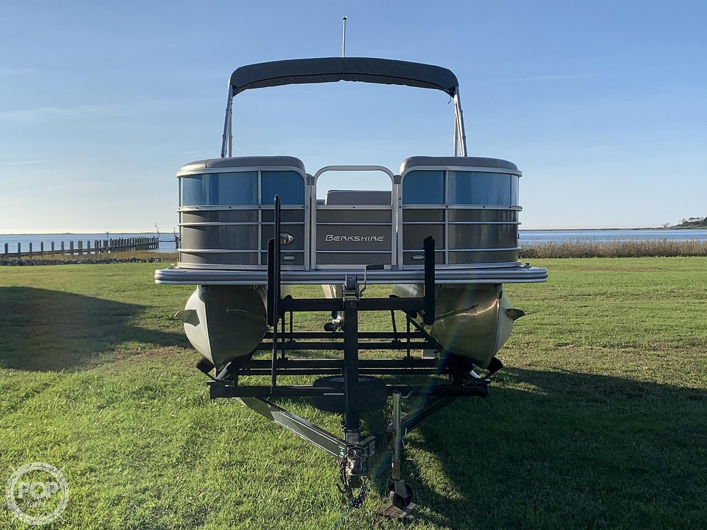 2018 Berkshire Pontoons boat for sale, model of the boat is CTS & Image # 17 of 40