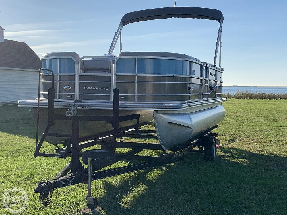 2018 Berkshire Pontoons boat for sale, model of the boat is CTS & Image # 18 of 40
