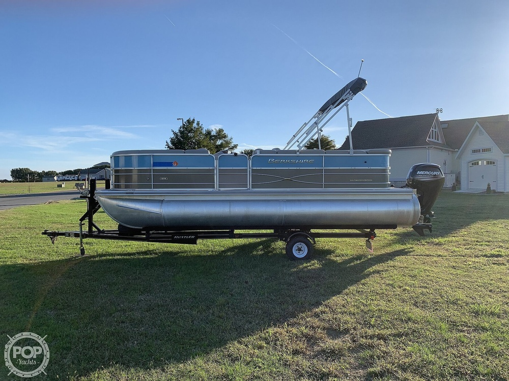 2018 Berkshire Pontoons boat for sale, model of the boat is CTS & Image # 19 of 40