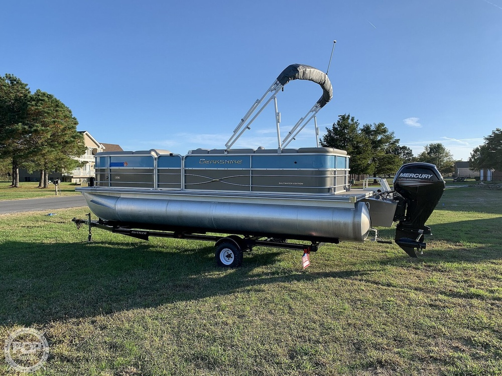 2018 Berkshire Pontoons boat for sale, model of the boat is CTS & Image # 20 of 40