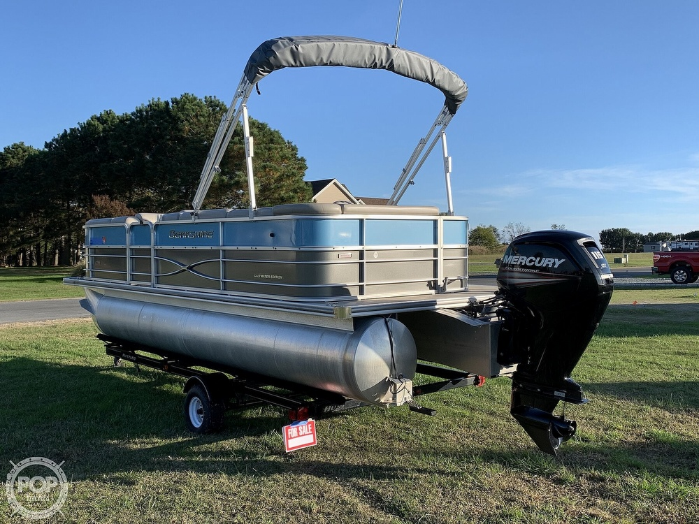 2018 Berkshire Pontoons boat for sale, model of the boat is CTS & Image # 21 of 40