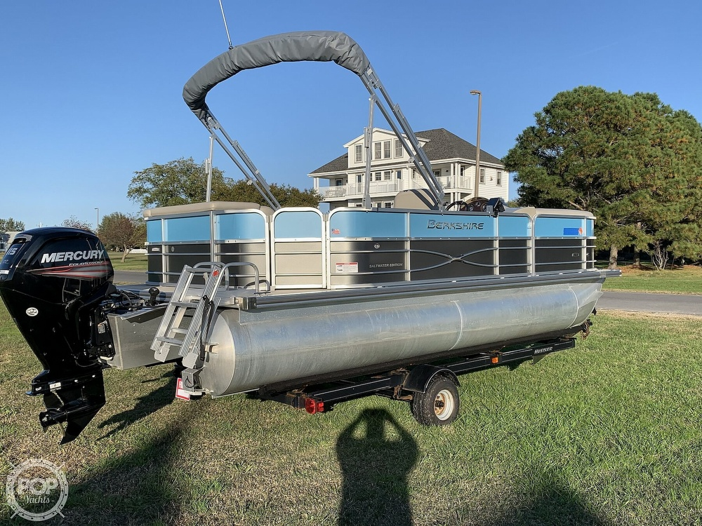 2018 Berkshire Pontoons boat for sale, model of the boat is CTS & Image # 25 of 40
