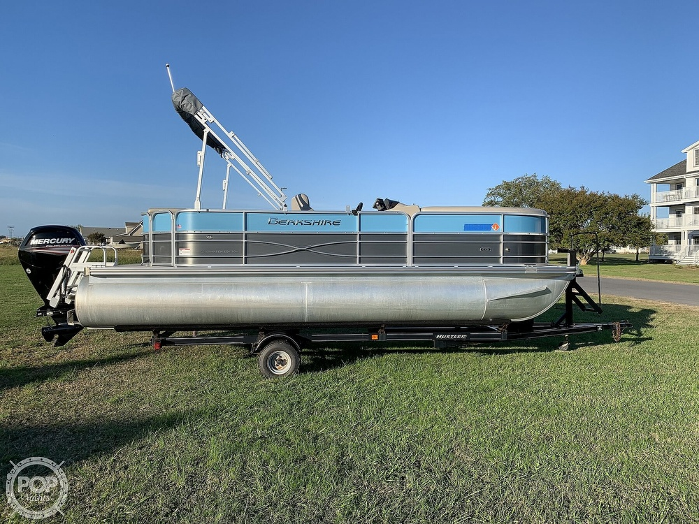 2018 Berkshire Pontoons boat for sale, model of the boat is CTS & Image # 26 of 40