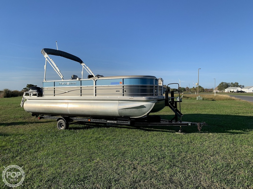 2018 Berkshire Pontoons boat for sale, model of the boat is CTS & Image # 27 of 40