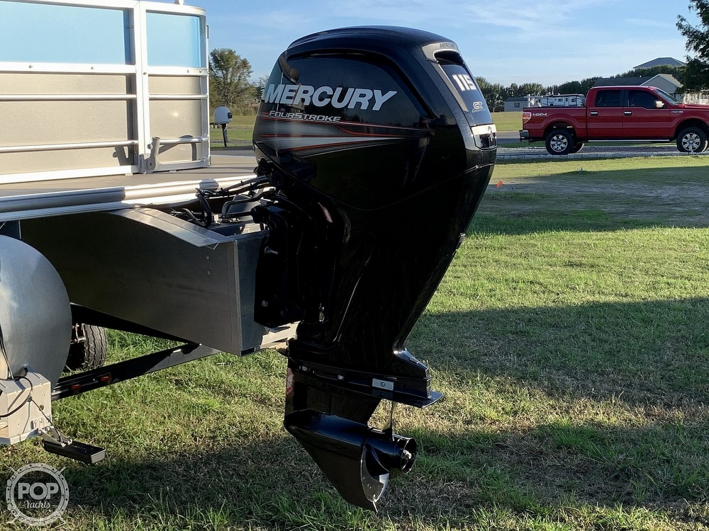 2018 Berkshire Pontoons boat for sale, model of the boat is CTS & Image # 34 of 40